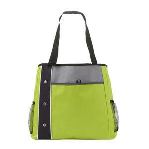 bolsa de la compra con bolsillos