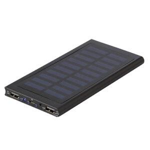 power bank con carga solar