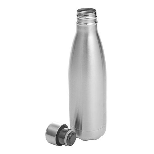 botella de acero inox