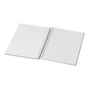 libreta de papel celular