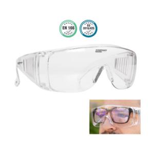 gafas de seguridad adaptadas